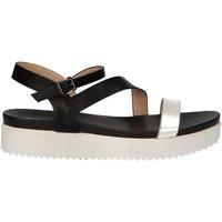 Chaussures Femme Sandales et Nu-pieds MTNG 50083 Plateado