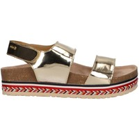 Chaussures Femme Sandales et Nu-pieds MTNG 50898 Gold