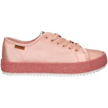 Chaussures Femme Baskets basses MTNG 69156 Rosa