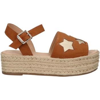 Chaussures Femme Sandales et Nu-pieds MTNG 57839 Marr?n