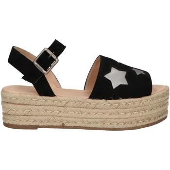 Chaussures Femme Sandales et Nu-pieds MTNG 57839 Negro