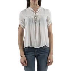 Vêtements Femme Tops / Blouses Vero Moda 10212174 clara blanc