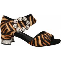 Chaussures Femme Sandales et Nu-pieds Jeffrey Campbell BOLEYN JH HAIR tan