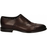 Chaussures Homme Richelieu Santoni FRANC.5F.PUNTINA GUANTO t50-testa-di-moro
