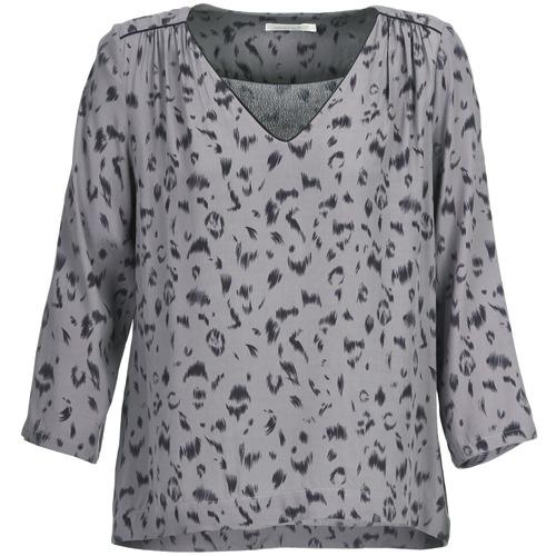 Vêtements Femme Tops / Blouses See U Soon HABITO Gris