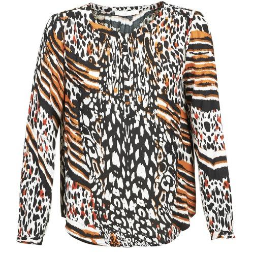 Vêtements Femme Tops / Blouses See U Soon CABRI Multicolore