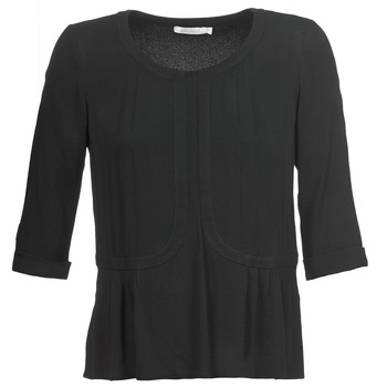 Vêtements Femme Tops / Blouses See U Soon CABRIOU Noir