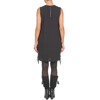 Femme Loubira Soon Noir U See Vêtements Courtes Robes wPX8n0Ok