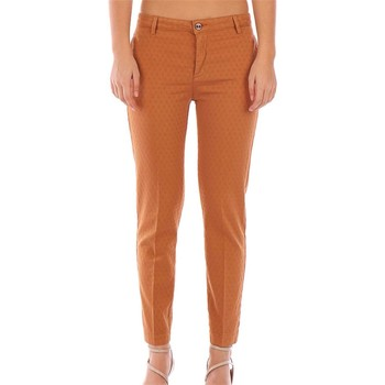 Vêtements Femme Chinos / Carrots Manila Grace P240CJ chameau