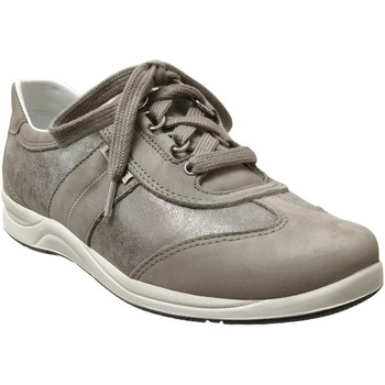 Chaussures Femme Baskets basses Mobils By Mephisto Liria Taupe cuir