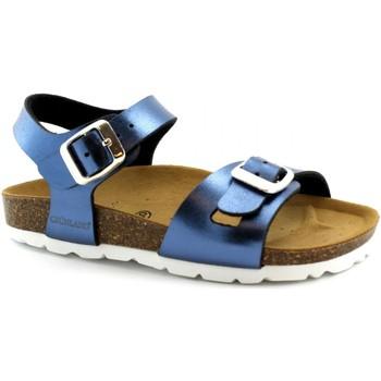 Chaussures Fille Sandales et Nu-pieds Grunland GRU-E19-SB0393-BL-a Blu