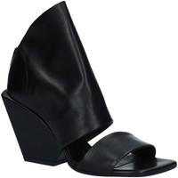 Chaussures Femme Sandales et Nu-pieds Strategia E1996 SANDALS femme noir noir