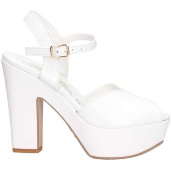 Chaussures Femme Sandales et Nu-pieds David Haron FLY PE BIANCO blanc