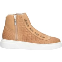 Chaussures Homme Baskets montantes Mg Magica U19122P PELLE CUOIO cuir