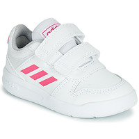 Chaussures Fille Baskets basses adidas Performance VECTOR I Blanc / Rose