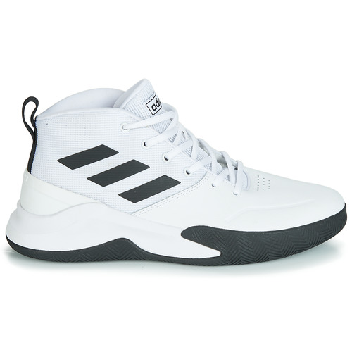OWNTHEGAME  adidas Performance  basketball  homme  blanc / noir