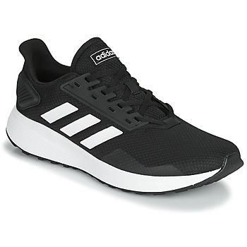Chaussures Homme Baskets basses adidas Performance DURAMO 9 Noir