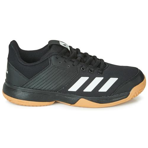 Performance Basses Adidas Noir Baskets Youth Chaussures 6 Enfant Ligra Yf6vgy7bI