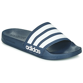 Chaussures Claquettes adidas Performance ADILETTE SHOWER Marine