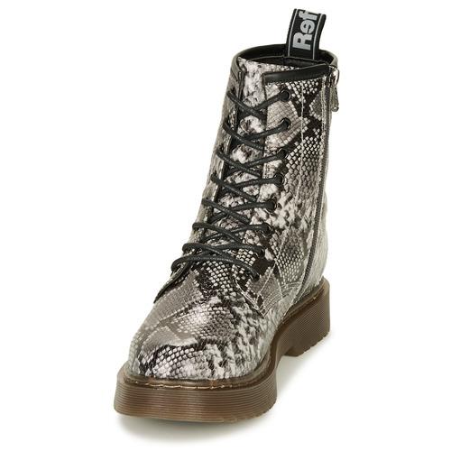 Refresh Femme Noir black Boots 69311 srChQdBotx