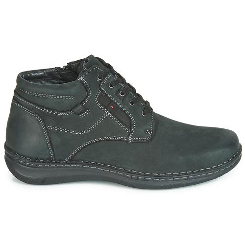 Anvers Josef Seibel Chaussures Noir Homme 35 Boots rdoChQBstx