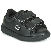 Chaussures Enfant Baskets basses Lacoste CARNABY EVO BL 3 SUI Noir