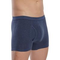 Sous-vêtements Homme Boxers Honcelac Lot de 3 boxers ouverts bleu