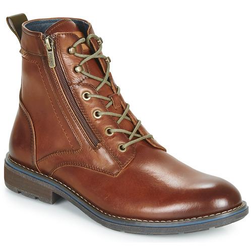 Pikolinos Marron York M2m Boots Homme qGSUzpVM