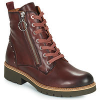 Chaussures Femme Boots Pikolinos VICAR W0V Marron