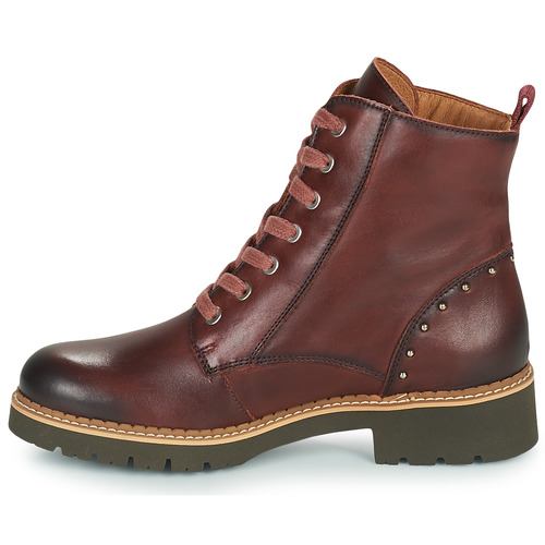 W0v Chaussures Boots Marron Vicar Pikolinos Femme lF3cu1JTK