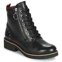 Chaussures Femme Boots Pikolinos VICAR W0V Noir