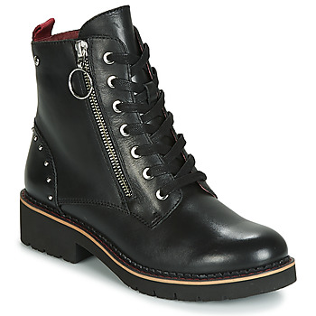 Chaussures Femme Boots Pikolinos VICAR W0V Noir