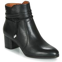 Chaussures Femme Bottines Pikolinos CALAFAT W1Z Noir