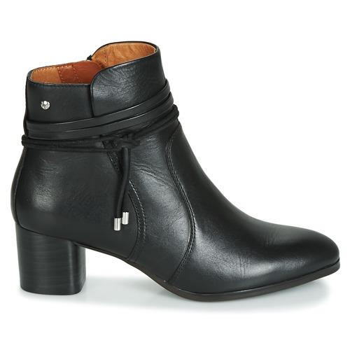 Bottines Pikolinos Noir Calafat W1z Chaussures Femme lcT3FJK1u