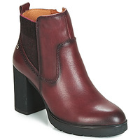 Chaussures Femme Bottines Pikolinos SAGUNTO W4Z Marron