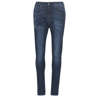 Vêtements Femme Jeans slim G-Star Raw D-STAQ MID BOY SLIM Bleu Faded Medium Aged