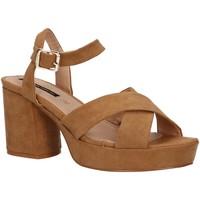 Chaussures Femme Sandales et Nu-pieds MTNG 50079 Marr?n