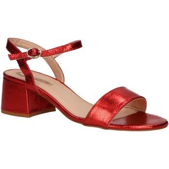 Chaussures Femme Sandales et Nu-pieds MTNG 58415 Rojo