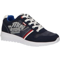Chaussures Enfant Multisport MTNG 47505AT Azul