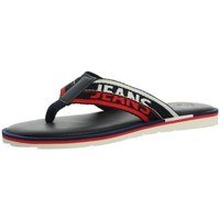Chaussures Homme Tongs Pepe jeans Tongs  ref_pep46170 595 Navy bleu