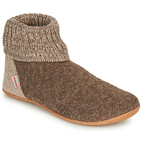 Chaussures Femme Chaussons Giesswein WILDPOLDSRIED Taupe