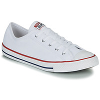 Chaussures Femme Baskets basses Converse CHUCK TAYLOR ALL STAR DAINTY GS  CANVAS OX Blanc