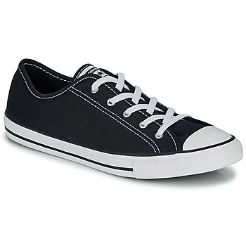 Chaussures Femme Baskets basses Converse CHUCK TAYLOR ALL STAR DAINTY GS  CANVAS OX Noir