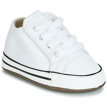 Chaussures Enfant Baskets montantes Converse CHUCK TAYLOR ALL STAR CRIBSTER CANVAS COLOR  HI Blanc Optical
