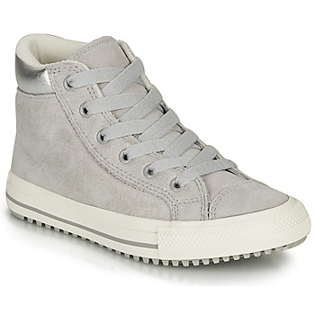 Chaussures Fille Baskets montantes Converse CHUCK TAYLOR ALL STAR PC BOOT HI Gris