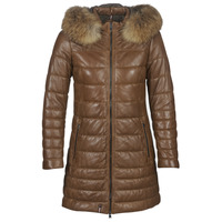 Vêtements Femme Doudounes Oakwood MARY Cognac
