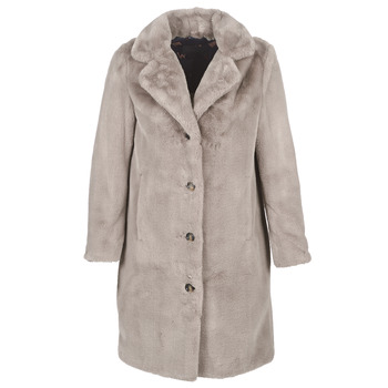 Vêtements Femme Manteaux Oakwood CYBER Dark Beige