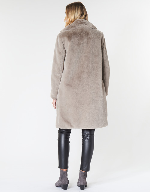 CYBER  Oakwood  manteaux  femme  dark beige