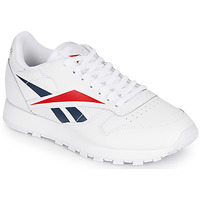 Chaussures Baskets basses Reebok Classic CL LEATHER VECTOR Blanc