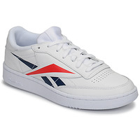 Chaussures Baskets basses Reebok Classic CLUB C 85 MU Blanc